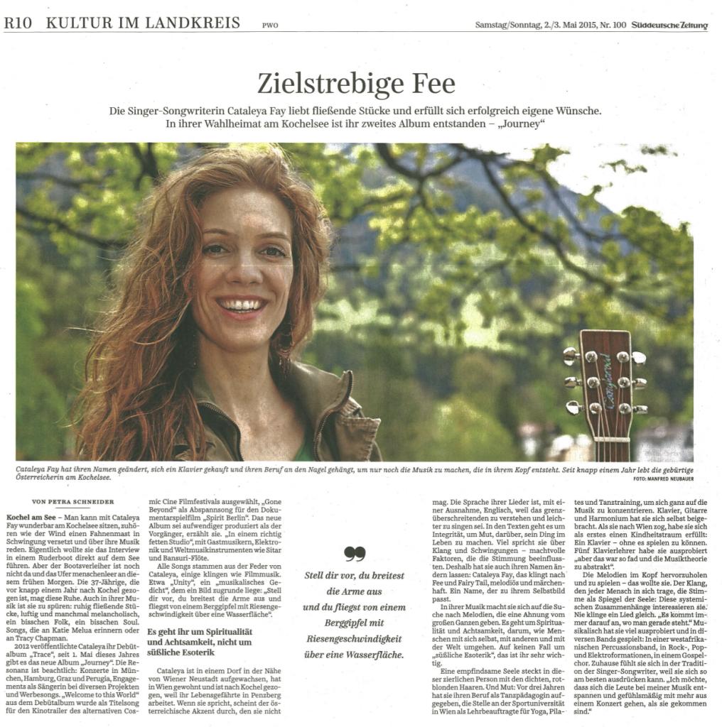 2015-05-02 Bericht Sueddeutsche Zeitung